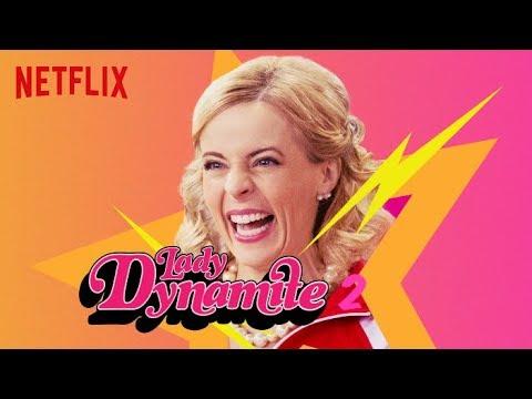 Lady Dynamite : Season 2 - Trailer Subtitulado Español Latino l Netflix