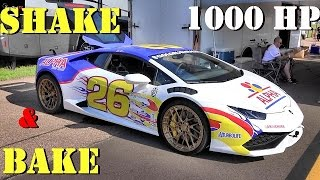 1000 HP AMS Twin Turbo Huracan / Shake & Bake / Ricky Bobby - 1/2 Mile Pikes Peak - Road Test TV by Road Test TV