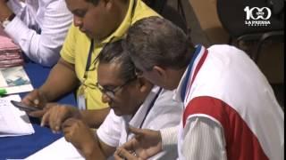 TSE inicia retiro de moviliario y equipos del CIFCO