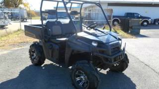 1. 2009 Polaris Ranger XP Browning LE for sale in LONGVIEW, TX