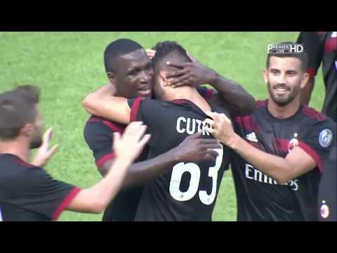 AC Milan vs Bayern Munich 4-0 - All Goals And Highlights HD - 22 July 2017