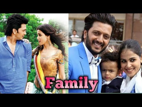 Video Actor Ritesh Deshmukh Biography & Family Photos With Wife Genelia D'Souza. Son Riaan Deshmukh, download in MP3, 3GP, MP4, WEBM, AVI, FLV January 2017