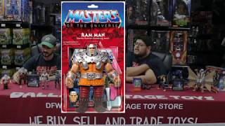 The boys are back with more toy talk!Dallas Vintage Toys is a vintage toy store in Dallas, TX.