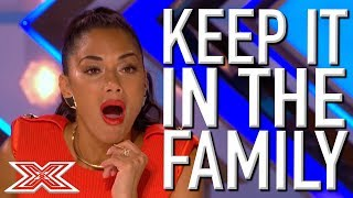 Video BEST and WORST Family Auditions on The X Factor UK | X Factor Global MP3, 3GP, MP4, WEBM, AVI, FLV Agustus 2019