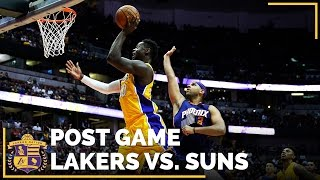 Lakers Wrap Up Their 2016 Preseason, D'Angelo Russell Leads The Way by Lakers Nation