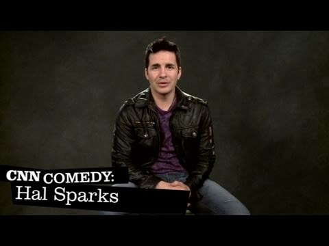 CNN: Comedian Hal Sparks: Legalize pot