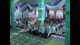 KH  Anwar Zahid pengajian dengan para tahanan di Rutan Gresik