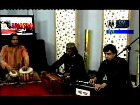 Mehmood Sabri Qawwal – Haq Fareed Baba Fareed.flv