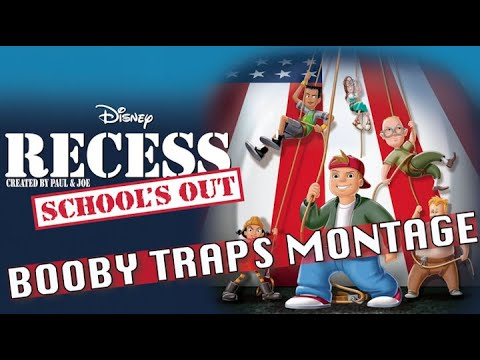 Recess School's Out: Booby Traps (Music Video)
