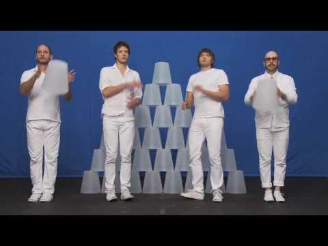 "Music Video: OK Go ""White Knuckles"""