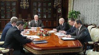 Александр Лукашенко обозначил вектор развития рынка телекоммуникаций