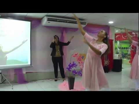 Conferência de Mulheres da Missão Vida Nova em Sirinhaém