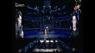 Aldo - Read All About It (X Factor Albania 2 - Live Show)
