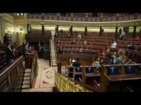 COVID-19: 655 νεκροί το τελευταίο 24ωρο στην Ισπανία – Συνολικά 4.089…