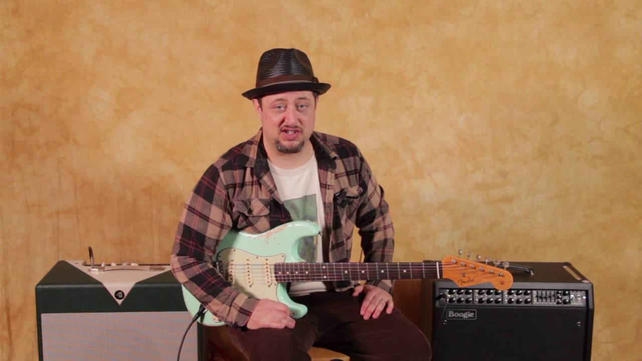 Jimi Hendrix Style Rhythm Guitar Tricks  – Guitar Lesson – How to play Electric
