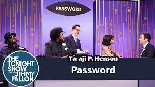 Video Password with Taraji P. Henson MP3, 3GP, MP4, WEBM, AVI, FLV Juli 2019