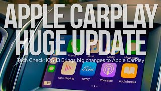 Tech Check: Upgrade your Apple CarPlay, iOS 13 update, EVERYTHING you need to know by Roadshow