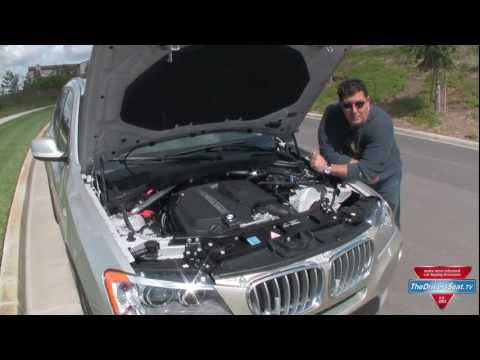 2011 BMW X3 Review