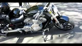 3. 2014 Harley-davidson V-rod Muscle