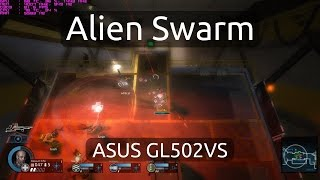 Gameplay of Alien Swarm on the ASUS GL502VS running the nVidia GTX 1070.Captured with nVidia GeForce Experience.Twitter: https://twitter.com/IVIauriciusInstagram: https://www.instagram.com/IVIauriciusFacebook: https://www.facebook.com/IVIauriciusSteam: http://steamcommunity.com/id/IVIauriciusPatreon: https://www.patreon.com/IVIauriciusPayPal Donate: https://goo.gl/yvOyR1ASUS GL502VS Specs:Intel Core i7 6700HQ32GB 2133Mhz DDR4 RAM1TB Crucial MX300 m.2 SSD2TB Seagate 5400RPM HDDnVidia GTX 1070Settings:Max Settings1920x1080GSync Disabled