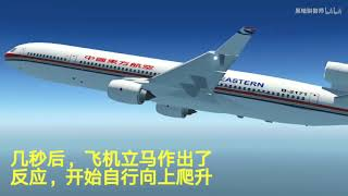 Video 【生死一线间】中国东方航空583号班机空难模拟(还原事发全过程) MP3, 3GP, MP4, WEBM, AVI, FLV April 2019