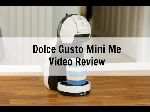 Dolce Gusto Mini Me Review - Delonghi Nescafé coffee machine