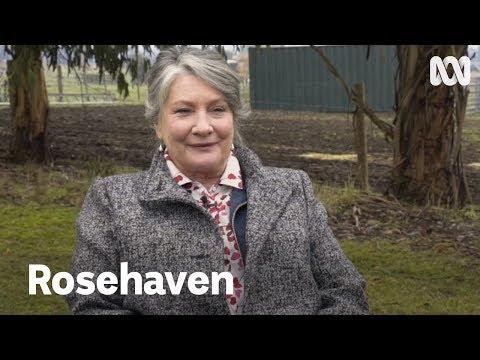 Rosehaven: Kris McQuade as Barbara