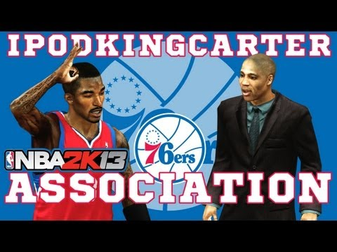 philadelphia - nba 2k13 association nba 2k13 online association nba 2k13 offline association nba 2k13 association mode nba 2k13 association no vc nba 2k13 association retir...