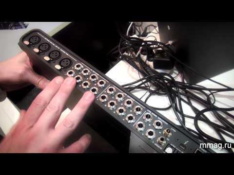 mmag.ru: MOTU 1248 и 8M - Профессиональные аудио-интерфейсы