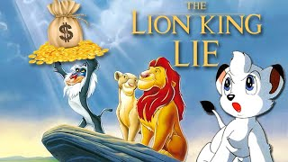 Video The Lion King Lie - Did Disney Steal The Lion King? (Simba vs Kimba The White Lion Controversy) MP3, 3GP, MP4, WEBM, AVI, FLV Juli 2019