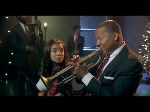 """Jingle Bells"" by Wynton Marsalis & Friends 