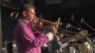 Sergent Garcia Live - Amor Pa Mi @ Sziget 2012