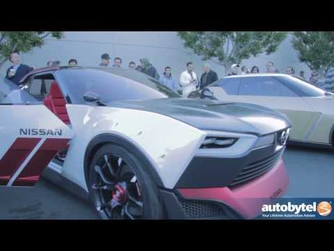 Nissan IDx Nismo and Freeflow first Look at Cars & Coffee