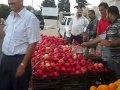 عصير الفواكه في شهر رمضان الكريم = الرمان - في رام الله