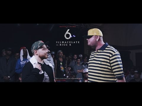 KOTD, Rap Battle - Illmaculate vs Bigg K (2013)