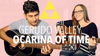 Smash Bros/Zelda – Gerudo Valley (Acoustic Cover)