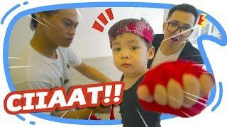 Video BOCAH PETARUNG Wkwkwkwk - Sehari Bersama Papi Ngabuburit Puasa MP3, 3GP, MP4, WEBM, AVI, FLV Mei 2019