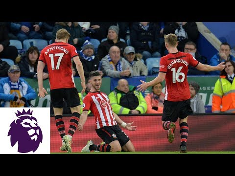 Video: Shane Long scores from tight angle for Southampton | Premier League | NBC Sports