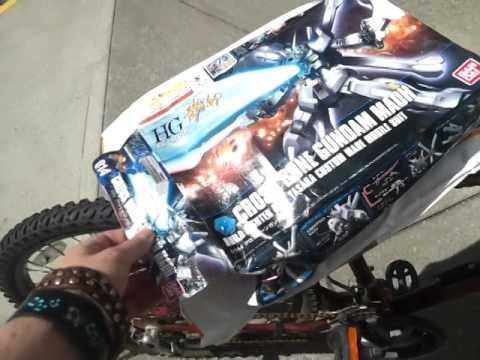 Smashed Box From ToyShop Japan :/