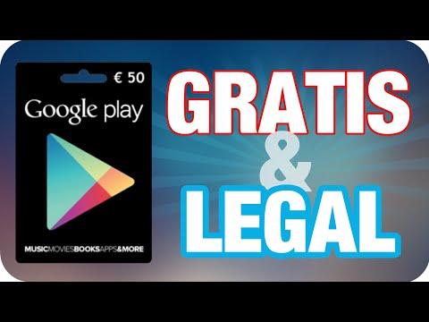 Leicht und legal: Google Play Guthaben kostenlos b ...