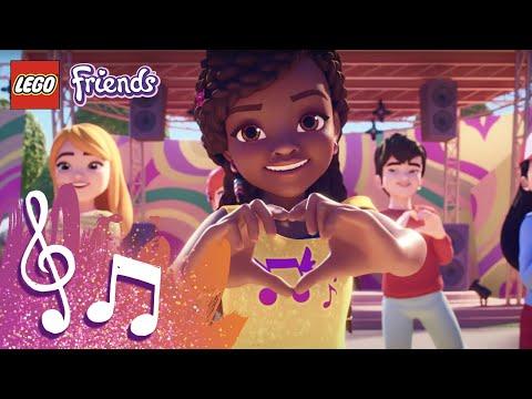 We've Got Heart - LEGO Friends - Music Video