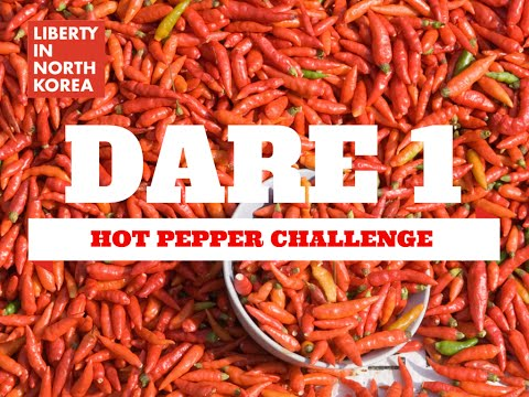 Dare 1: Hot Pepper Challenge