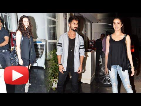 Shahid Kapoor, Shraddha Kapoor, Preity Zinta | Muk