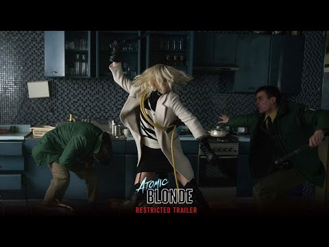 The Trailer for Action Movie Atomic Blonde Starring Charlize