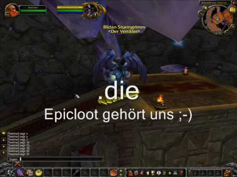 WoW Privat Server – GM Commands