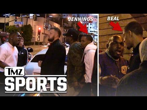 BRANDON JENNINGS, JOHN WALL INSULTED & THREATENED ... At Hollywood Club | TMZ Sports