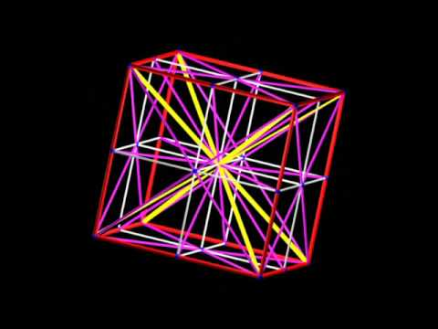 Cube 2D&3D Camera (Sacred Geometry by ieoie)