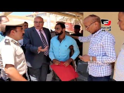 مدير أمن دمياط يخصص فرد شرطة بـ«المرور» لإنهاء طلبات «ذوي الاحتياجات»