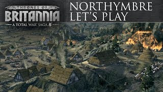 Total War Saga: Thrones of Britannia -Northumbre LP