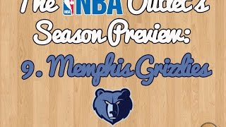 The NBA Outlet's Preview Series: 9. Memphis Grizzlies